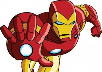 animation-iron-man