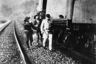 train-robbery